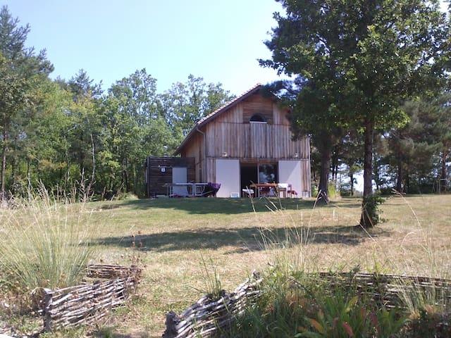 Country home swimming pool Perigord - Lalinde - Huis