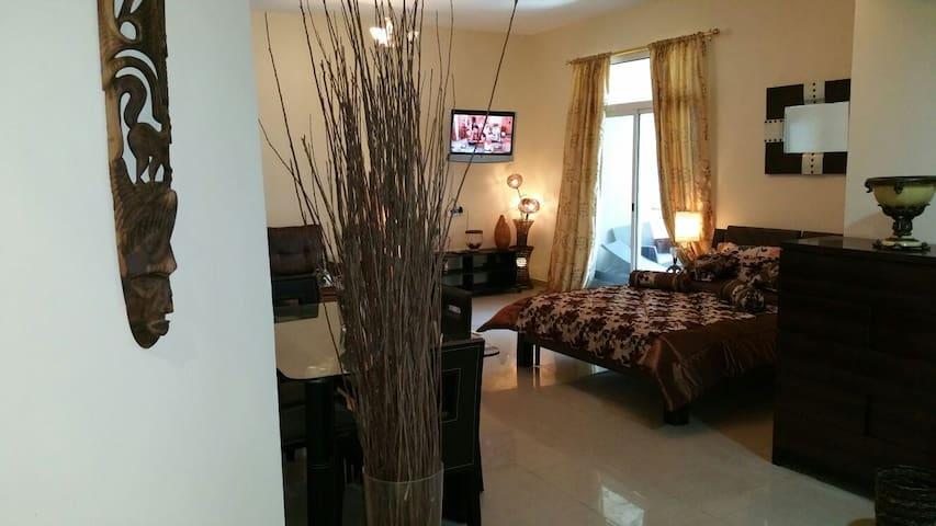 A luxurious fully furnished studio - Ajman - Departamento