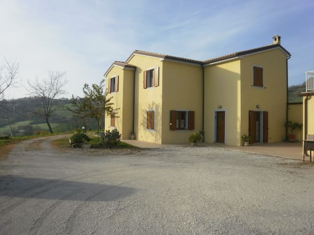Casale Montesicuro - Ancona - Maison