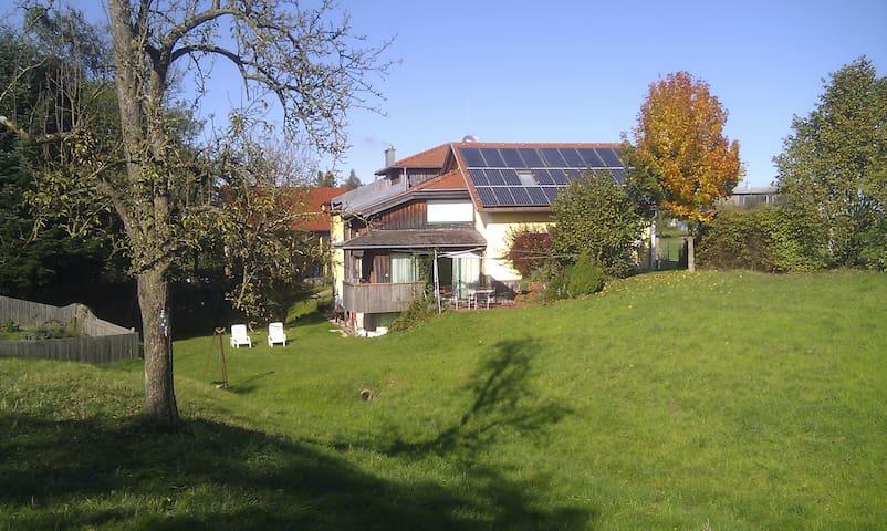 Ferienhaus kleine Winten - Winten - Rumah