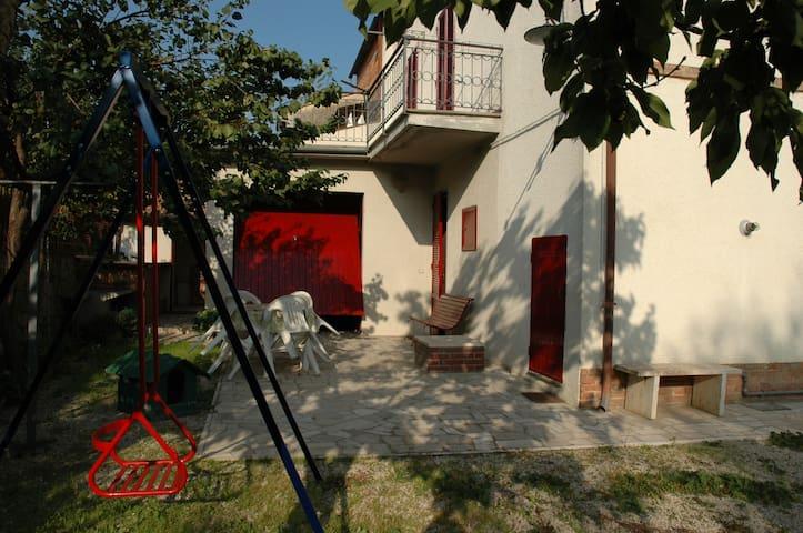 Experience the traditional Tuscany - Abbadia, Montepulciano - Huis