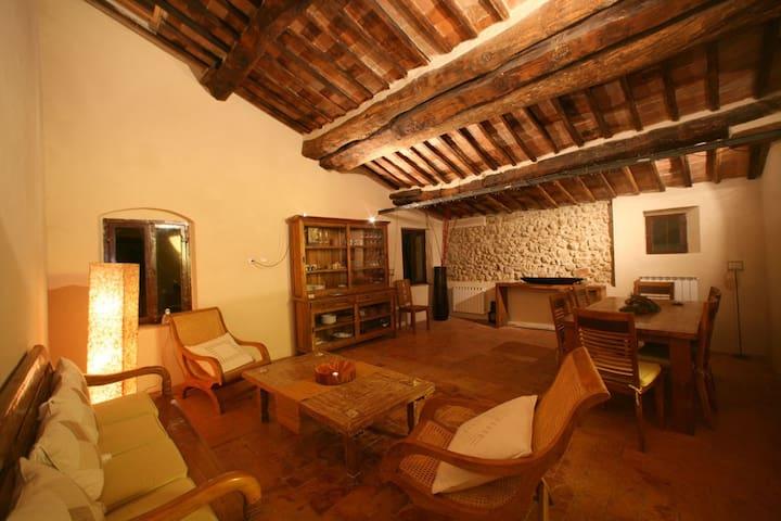 Tuscany country Village near Siena - Sovicille - Apartemen