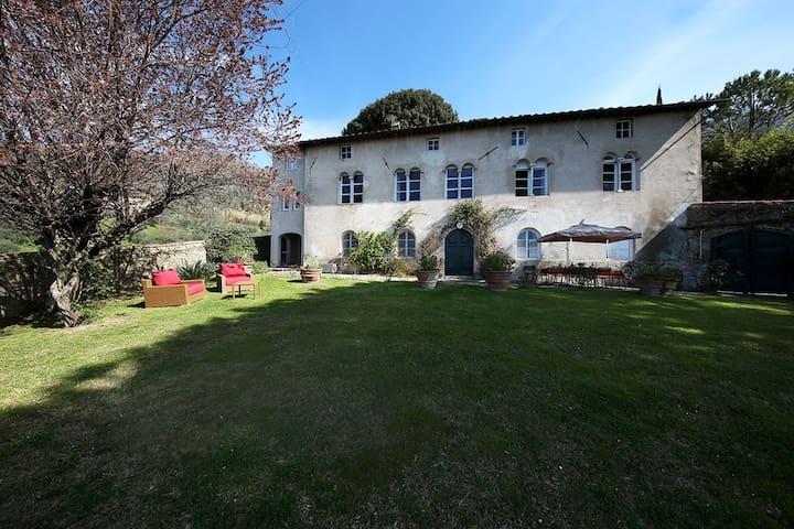 Villa de Thomasis, Lucca - Matraia