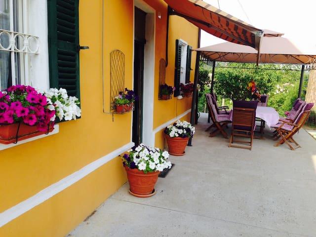Casa vacanze in Piemonte, prov.Asti - Castelnuovo Belbo