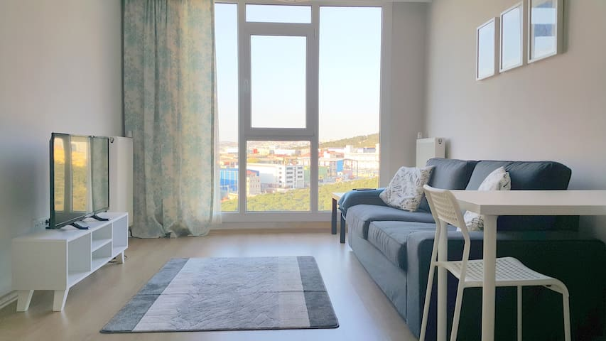 Beautiful & Clean Flat Close to SAW - İstanbul - Daire