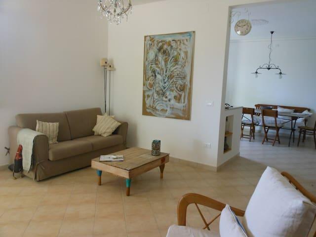 Casa vacanze mare nel verde - Fossacesia - Huis