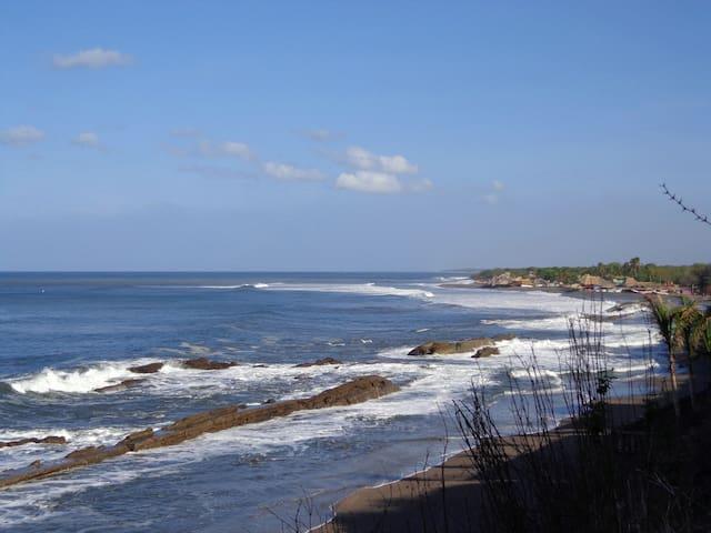 Panorama on the Pacific (Double) - La Boquita/Diriamba - B&B