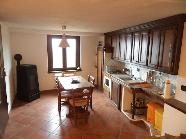 Appartamento fra le vigne - Nus - Appartement