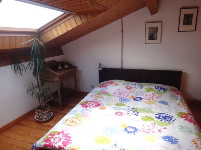 chambre de charme - Montlaur - Huis