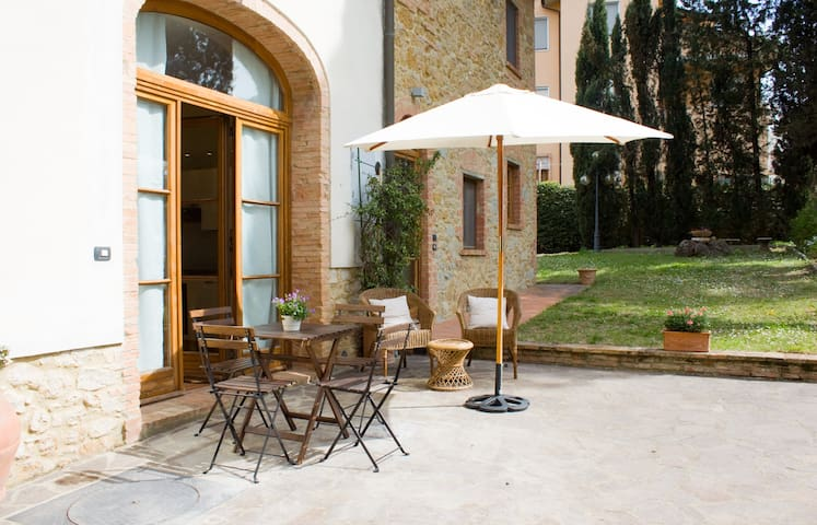La Cantina - Lovely flat in Tuscany - Montaione - Departamento