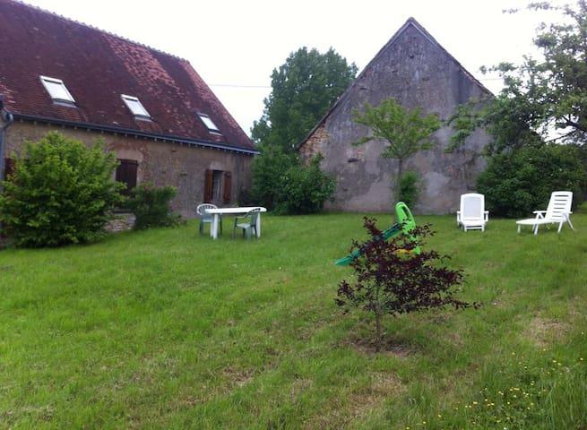 Maison de famille - Gournay - Huis