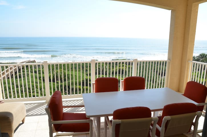 Cinnamon Beach 542 Ocean Front Unit - Palm Coast - Appartement