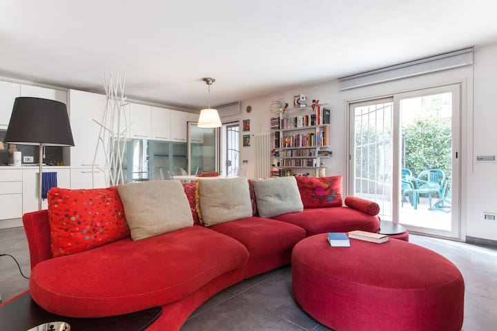 Boutique apartment in central Rimini - Rimini - Appartement