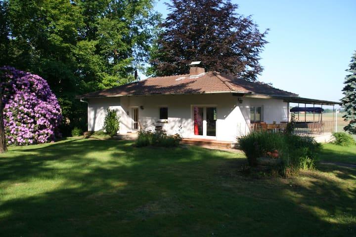 Ferienhaus in Woepse - Bruchhausen-Vilsen - Hus