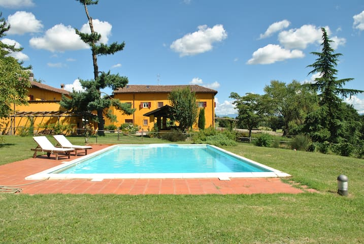 Holiday Home Cascina Ometto - Pasturana - Villa
