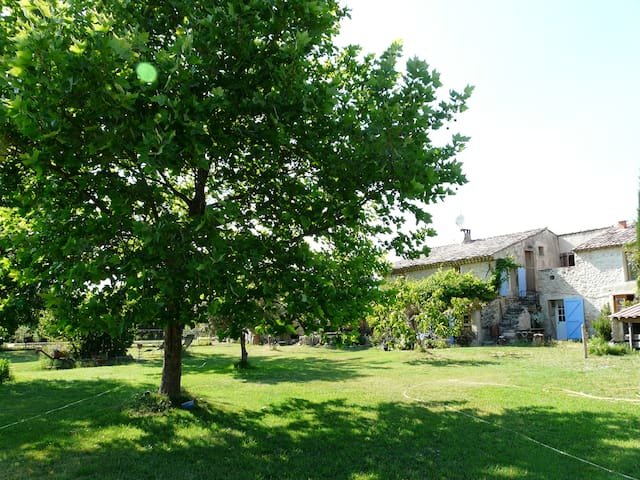 Bed & Breakfast in the Luberon - Cucuron - Bed & Breakfast
