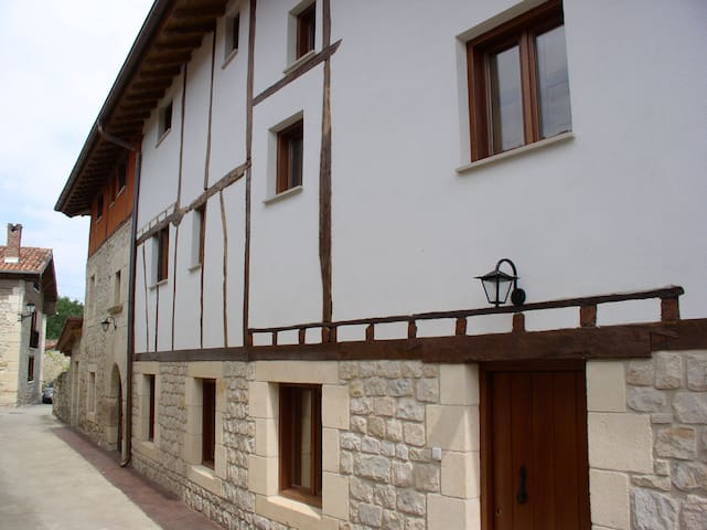 Alojamiento Aldeas de Treviño - Argote - Huis