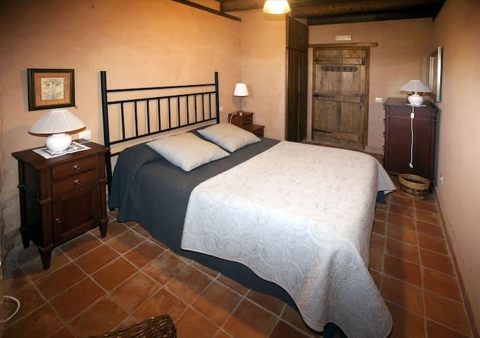 Habitación matrimonio: La Encina - Murias de Rechivaldo - Dom