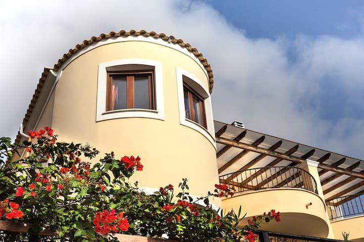 Infinity Villa in Kato Pavlina - Corfu - Vila