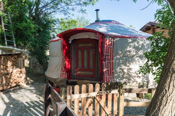 Yurta Soul Shelter - Gassino Torinese - Yurta
