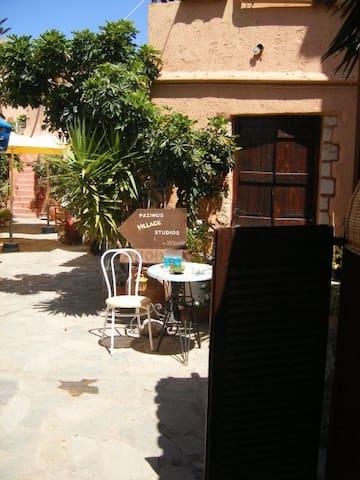 PAZINOS VILLAGE STUDIOS, - Pazinos - Lägenhet