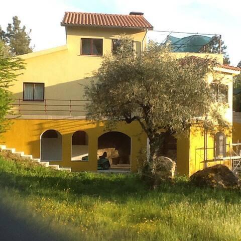 Quinta Recochina Beira Portugal - Tábua - Hus