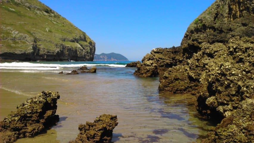 Ático-Loft, jaccuzi situado entre playa y montaña - Castro Urdiales - Loft