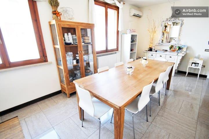Cozy Apt in Mantova few km from Garda Lake - Curtatone - Appartement