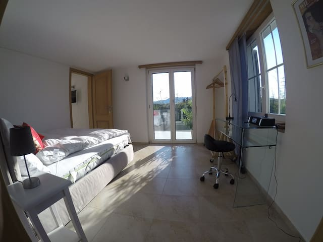 1 bed room apartment with terrace - Frick - Apartament