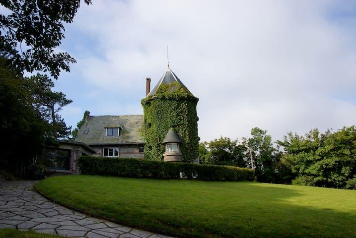 Chambre de la tour, Baie de Somme - Ault - Bed & Breakfast