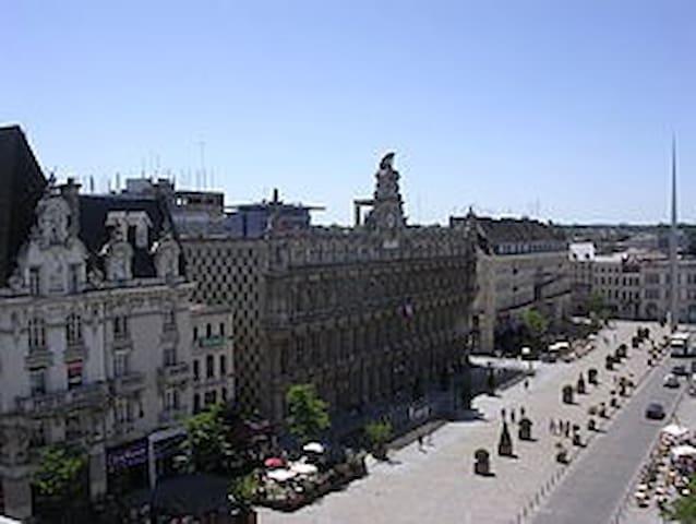 Need a Room at Valenciennes? - Valenciennes - Casa