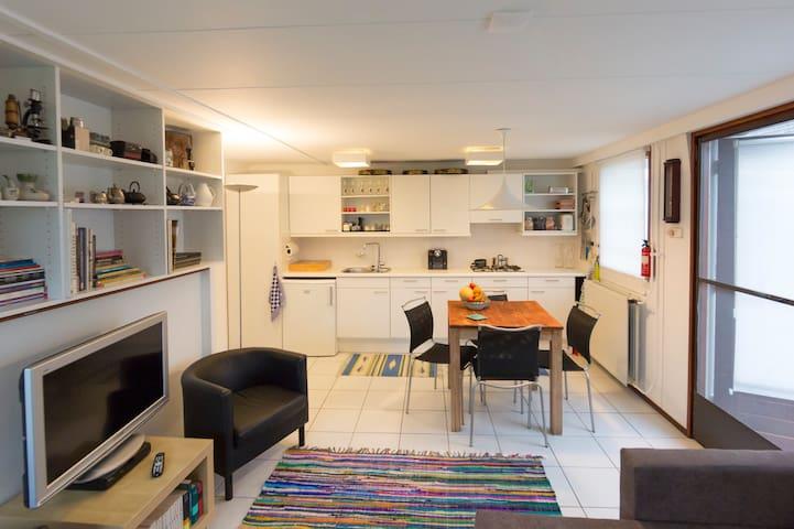 Charming apartment incl free boat - Noorden - Leilighet