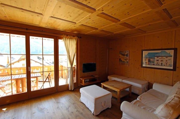 Stunning apartment 3 bedrooms - Zuoz - Hus