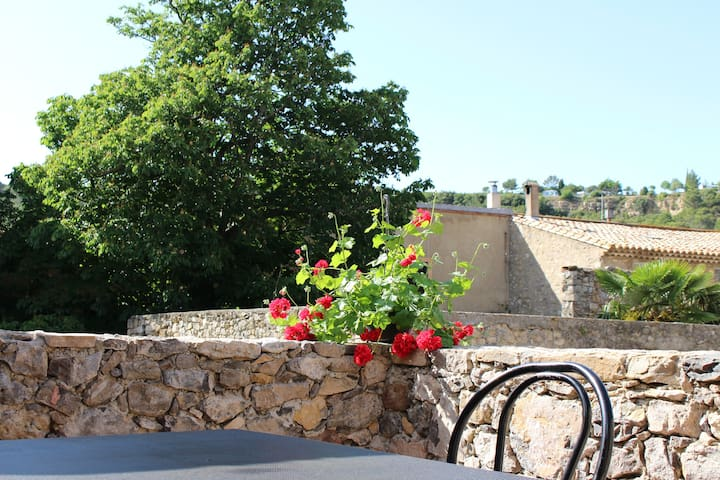 Tranquil, Comfortable and Medieval - Lagrasse - Casa