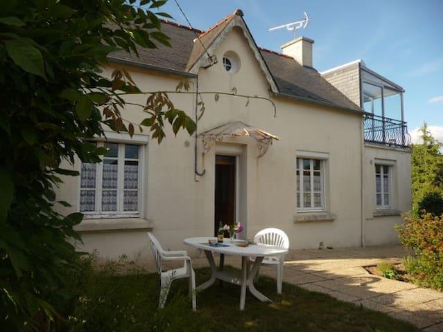 Ti Loeiz - Saint-Goazec - Huis