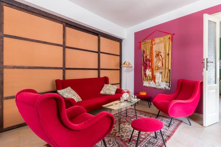 Beautiful house/artist's studio - Vittoria - Haus
