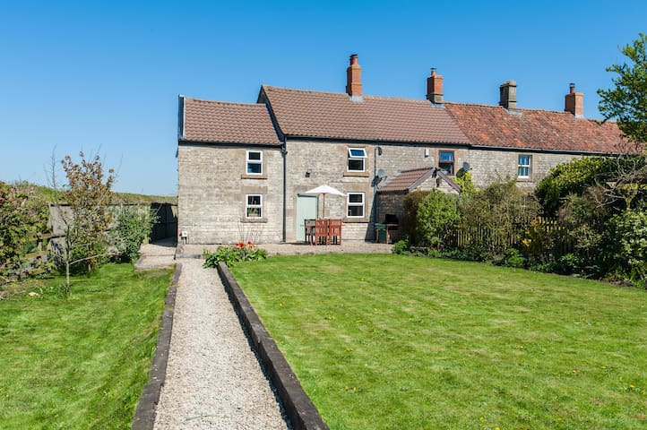 Cosy Cottage Near Bath / Cheddar / Wells / Bristol - Farrington Gurney - Huis
