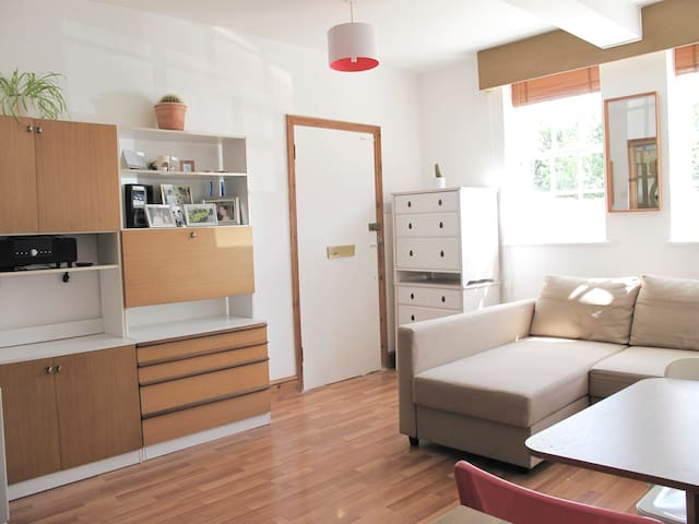 Easy commute to Stansted or London - Sawbridgeworth - Apartamento