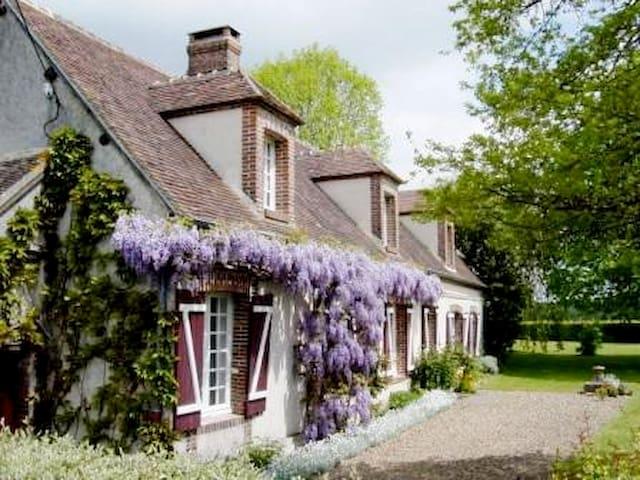 Une longère au coeur du Perche - Marchainville - Haus
