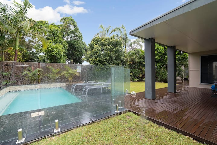 Detached Private Studio Beach/Pool - Kingscliff - Villa