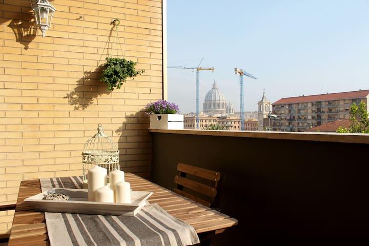 Sleeping Beauty-Charming Apartment - Rome