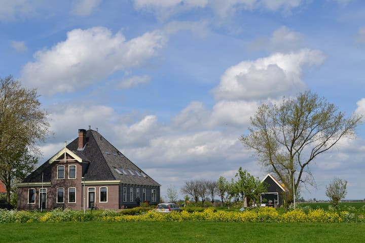 Your own cottage in the countryside - Amsterdam - Bed & Breakfast