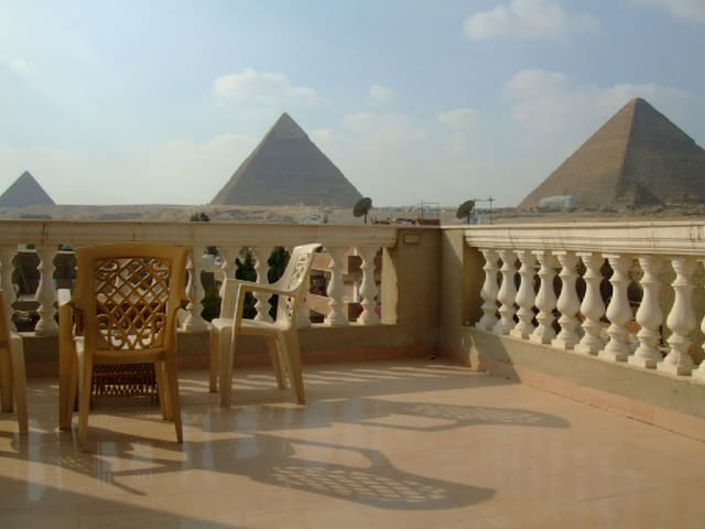 Pyramids View 2 bedrooms apartment - Cairo - Appartement
