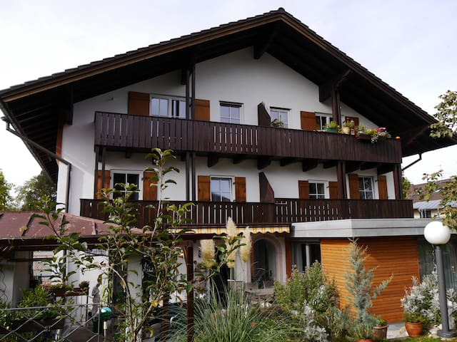 "Apartment ""Untersberg"" - Bad Reichenhall - Hus"