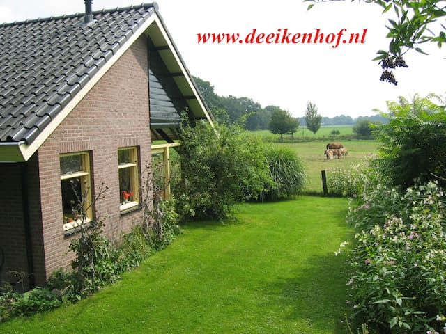 THE LUXURY  4 P. PRIVAT HOUSE OV. - Schuinesloot - 一軒家