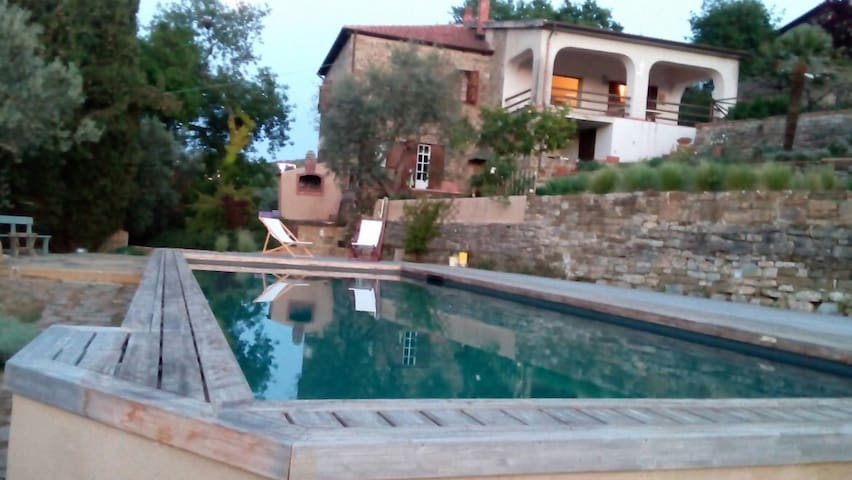 Villa con piscina Castellabate - Santa Maria di Castellabate - Villa