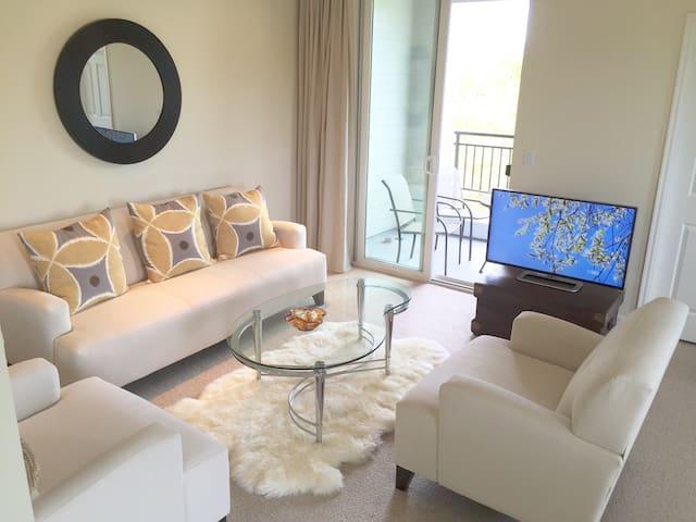 Spacious King Suite/Private Bath/Near Intel - Hillsboro - Casa