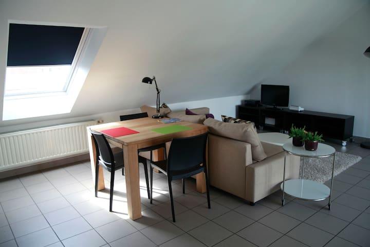 Modern Appartement in centrum Paal - Beringen - Leilighet