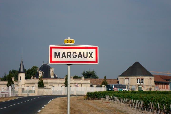 L'APPART à MARGAUX - Margaux - Huis