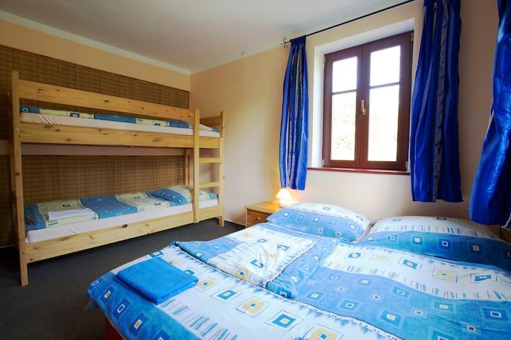 Apartment 1-Vila near Forests  - Chřibská - Leilighet